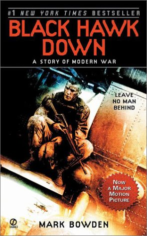 Black Hawk Down A Story of Modern War  2000 (Movie Tie-In) edition cover