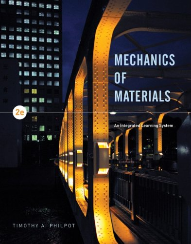 Mechanics of Materials An Integrated Learning System 2nd 2011 edition cover