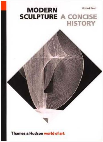 Modern Sculpture A Concise History  1994 edition cover
