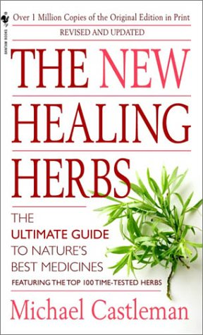 New Healing Herbs   2001 (Revised) 9780553585148 Front Cover