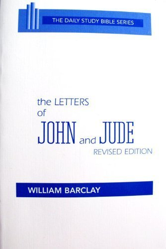 Letters of John and Jude  Revised 9780664241148 Front Cover