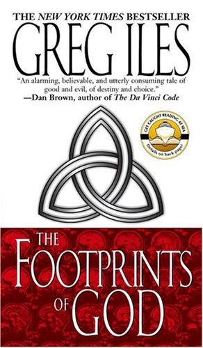 Footprints of God   2004 9780743454148 Front Cover