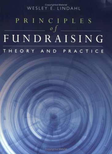 Principles of Fundraising Theory and Practice  2010 edition cover