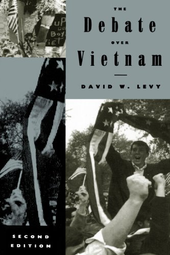Debate over Vietnam  2nd 1995 edition cover