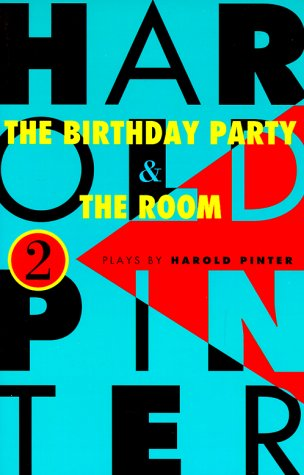 Birthday Party and the Room   2003 9780802151148 Front Cover