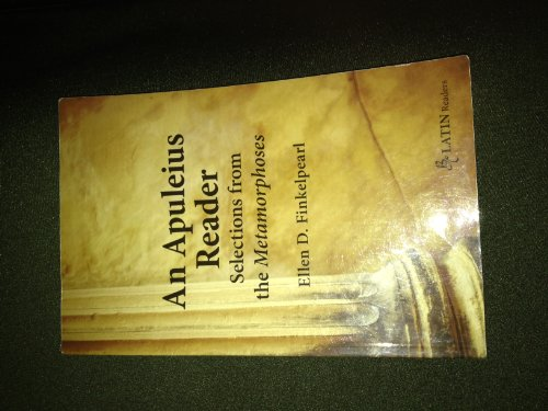 Apuleius Reader Selections from the Metamorphoses  2012 edition cover