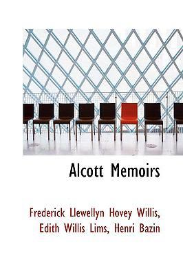 Alcott Memoirs  2009 edition cover