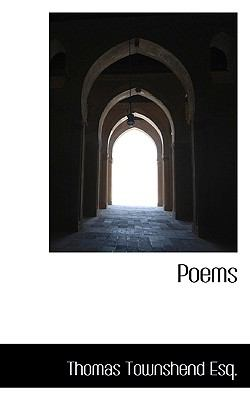 Poems N/A 9781115355148 Front Cover