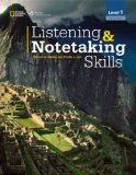 Listening and Notetaking Skills  4th 2014 (Student Manual, Study Guide, etc.) edition cover