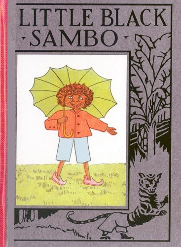 Little Black Sambo  Reprint  9781557094148 Front Cover