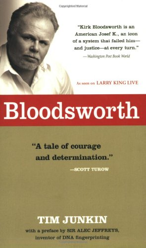 Bloodsworth A Tale of Courage and Determination  2005 edition cover