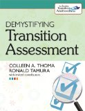 Demystifying Transition Assessment   2013 edition cover
