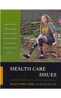 Health Care Issues   2009 (Revised) edition cover