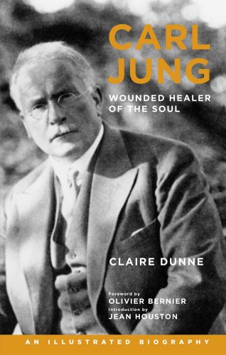Carl Jung: Wounded Healer of the Soul An Illustrated Biography  2012 edition cover