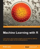 Machine Learning with R   2013 edition cover