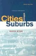 Cities Without Suburbs A Census 2000 Update 3rd 2003 (Revised) 9781930365148 Front Cover