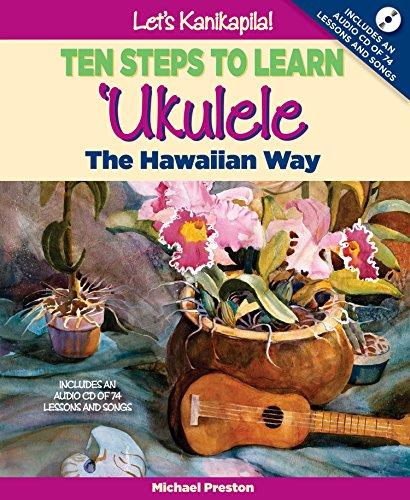 Let's Kanikapila! Ten Steps to Learn 'Ukulele the Hawaiian Way  2014 edition cover