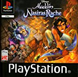 Aladdin Nasiras Rache PlayStation artwork