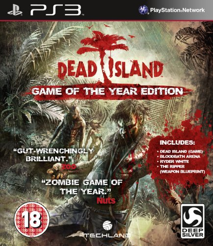 Dead Island: Game of the Year Edition PlayStation 3 artwork