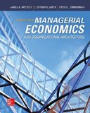 Managerial Economics and Organizational Architecture  6th 2016 edition cover