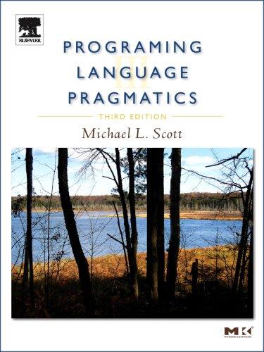 Programming Language Pragmatics  3rd 2009 edition cover