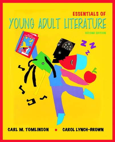 Essentials of Young Adult Literature  2nd 2010 edition cover