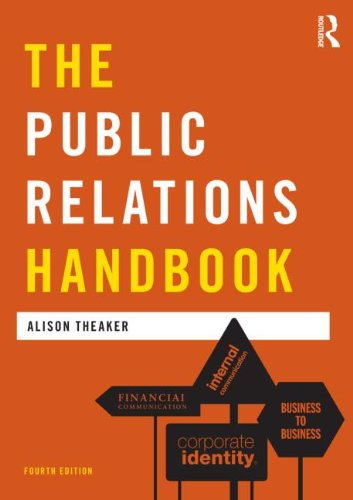 Public Relations Handbook  4th 2012 (Revised) edition cover