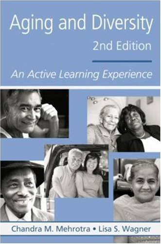 Aging and Diversity An Active Learning Experience 2nd 2009 (Revised) edition cover