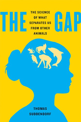 Gap The Science of What Separates Us from Other Animals  2013 edition cover