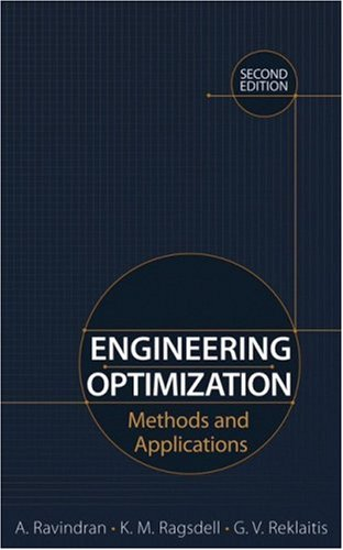 Engineering Optimization Methods and Applications 2nd 2006 (Revised) edition cover