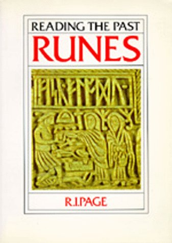 Runes  N/A 9780520061149 Front Cover