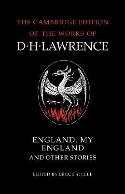 England, My England And Other Stories  1990 edition cover