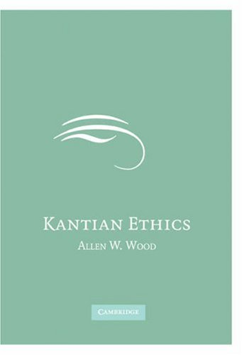 Kantian Ethics   2008 edition cover