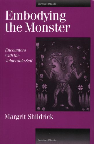 Embodying the Monster Encounters with the Vulnerable Self  2002 9780761970149 Front Cover