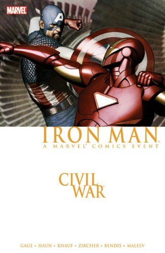 Iron Man   2007 edition cover