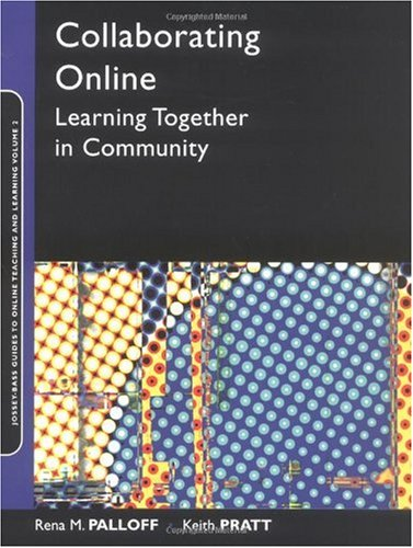 Collaborating Online Learning Together in Community  2004 edition cover