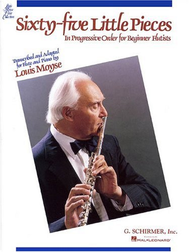 65 Little Pieces in Progressive Order for Beginner Flutists 1st edition cover