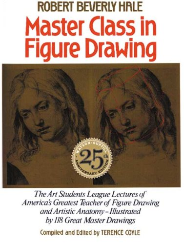 Master Class in Figure Drawing  N/A edition cover