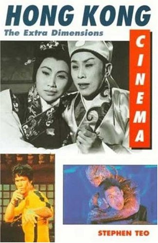 Hong Kong Cinema The Extra Dimensions  1997 9780851705149 Front Cover