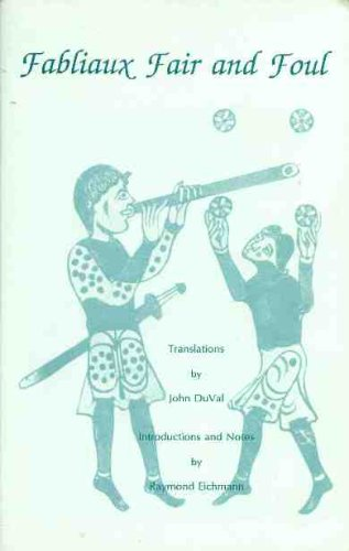 Fabliaux, Fair and Foul   1992 edition cover