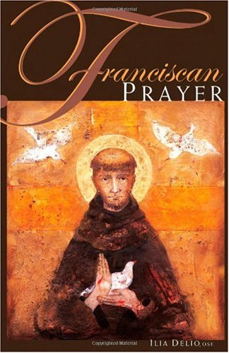 Franciscan Prayer   2004 edition cover