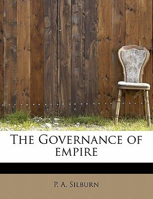 Governance of Empire  N/A 9781115741149 Front Cover