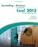 Succeeding in Business with Microsoft� Excel� 2013   2014 edition cover