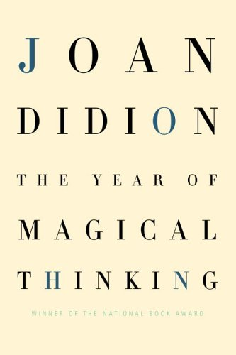 Year of Magical Thinking   2005 9781400043149 Front Cover