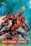Red Lanterns Vol. 3: the Second Prophecy (the New 52)   2013 9781401244149 Front Cover