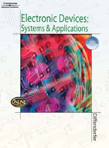 Electronic Devices Systems and Applications  2005 edition cover