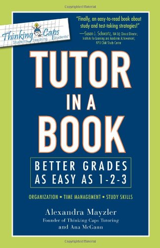 Tutor in a Book Better Grades as Easy As 1-2-3  2010 9781440502149 Front Cover