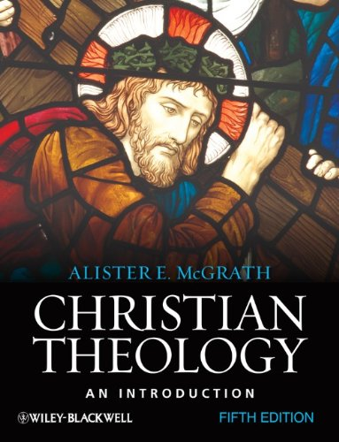 Christian Theology An Introduction 5th 2010 edition cover