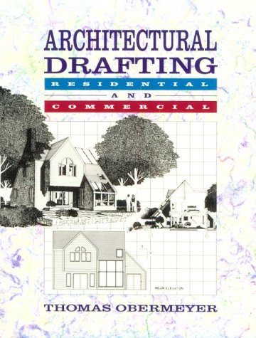 Architectural Drafting Residential and Commercial  1993 edition cover