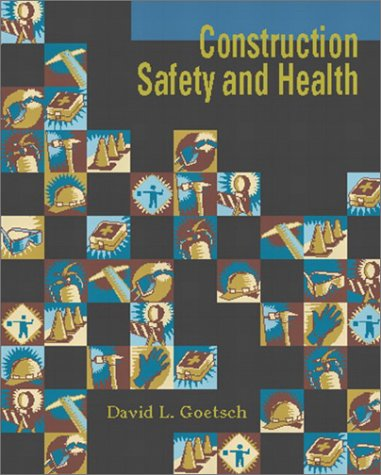 Construction Safety and Health   2003 edition cover